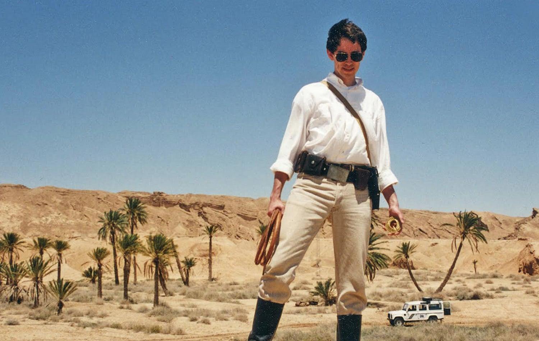 The Archaeology of Indiana Jones