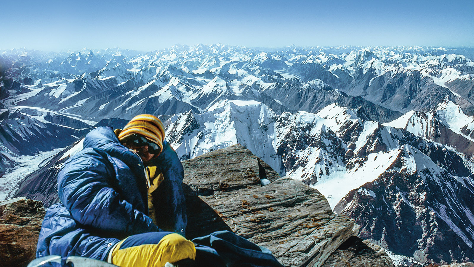 Life Lived Wild: Adventures at the Edge of the Map with Rick Ridgeway